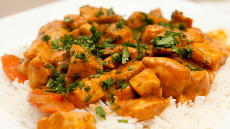 Joe's Quick and Easy Chicken Korma