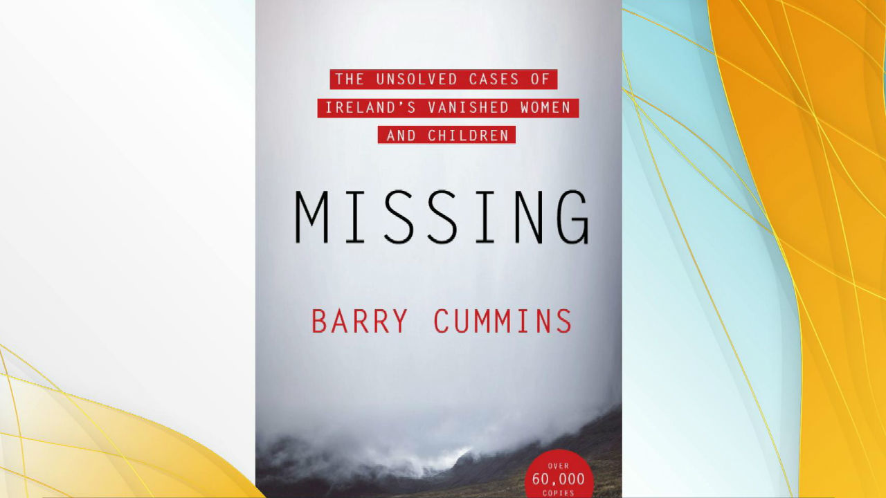 Barry Cummins 'Missing'