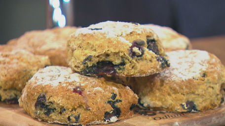 Healthy Choice Scones