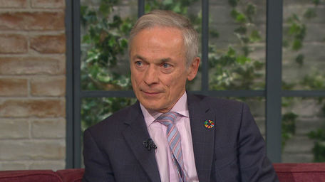 Minister of Communications, Climate Action & Environment Richard Bruton