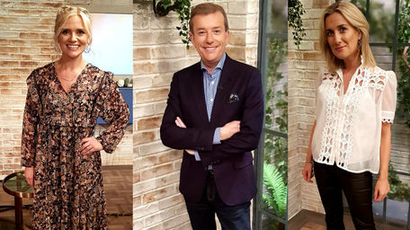 Ireland AM Presenter's Wardrobe