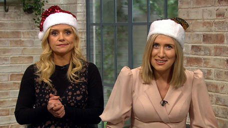 Ciara And Karen Take On The Christmas Song Quiz