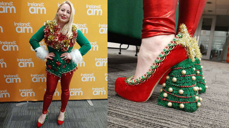 Ireland's Most Christmassy Woman