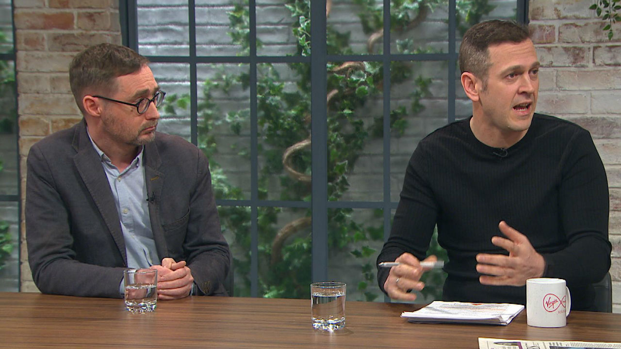 Karl Deeter And Eoin O' Broin On The Housing Crisis