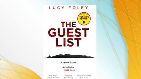 'The Guest List' by Lucy Foley