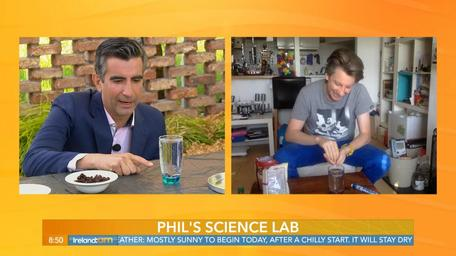 Phil the Science Guy and Tommy