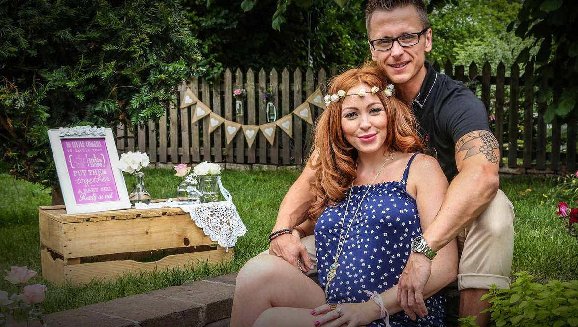 Seven Days With - Ritchie Neville and Natasha Hamilton
