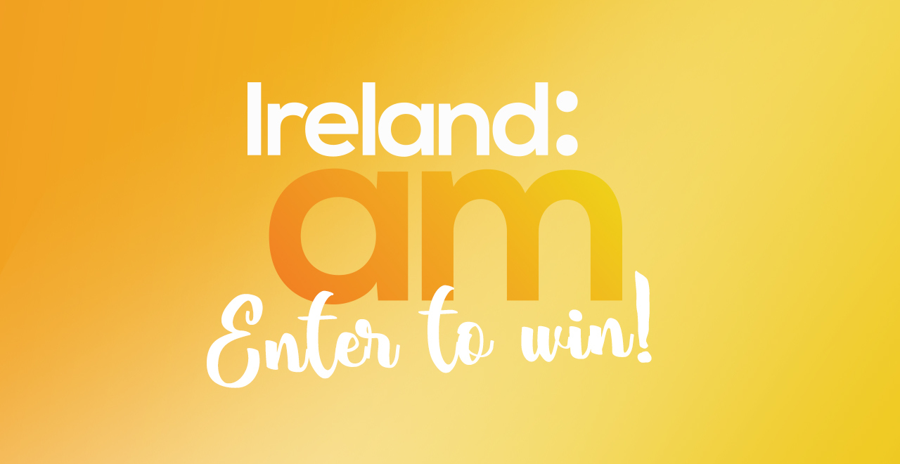 Win with Ireland AM and the Red Cow Inn