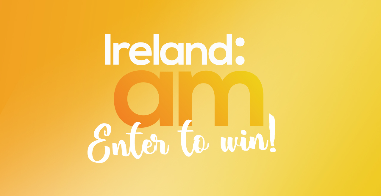 WIN with Ireland's Blue Book and Ireland AM