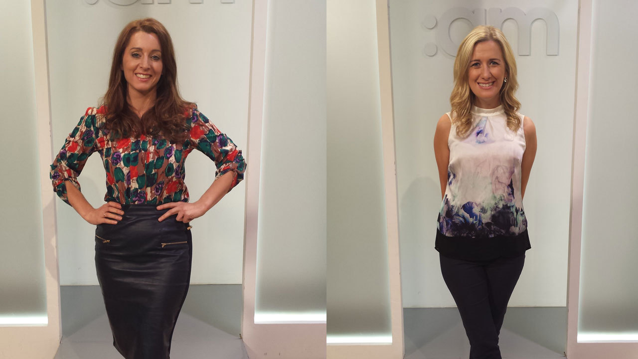 Ireland AM Wardrobe. Tue, 2 October Want to steal our presenter's style? Take a look at the details below. View More. Ireland AM Wardrobe. Mon, 1 October Want to steal Laura's style? Take a look at the details below. View More. Ireland AM Wardrobe. Fri, 28 September