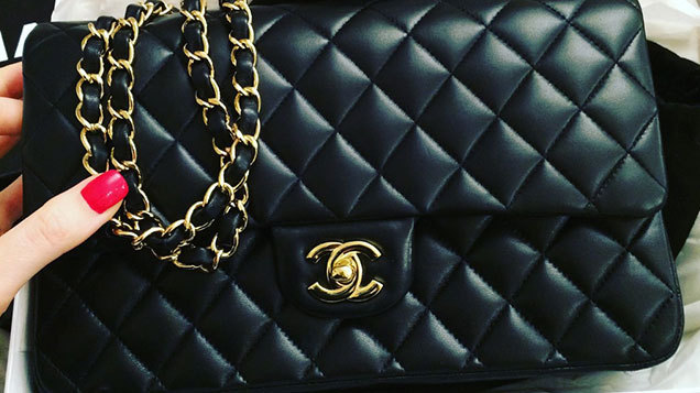When buying a Chanel whether online or in-store you really need to know your  facts. There are so many online videos and tutorials like this one  ded1922f55f66