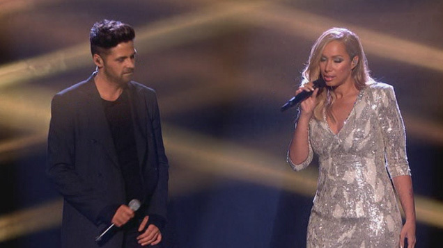 Ben Haenow and Leona Lewis slated for 'awful' X Factor