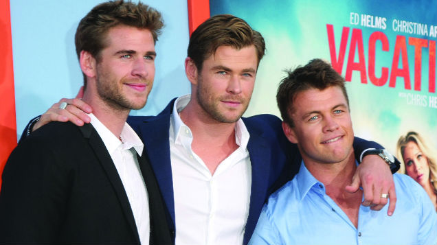 are the hemsworth brothers really as close as they let on xpose