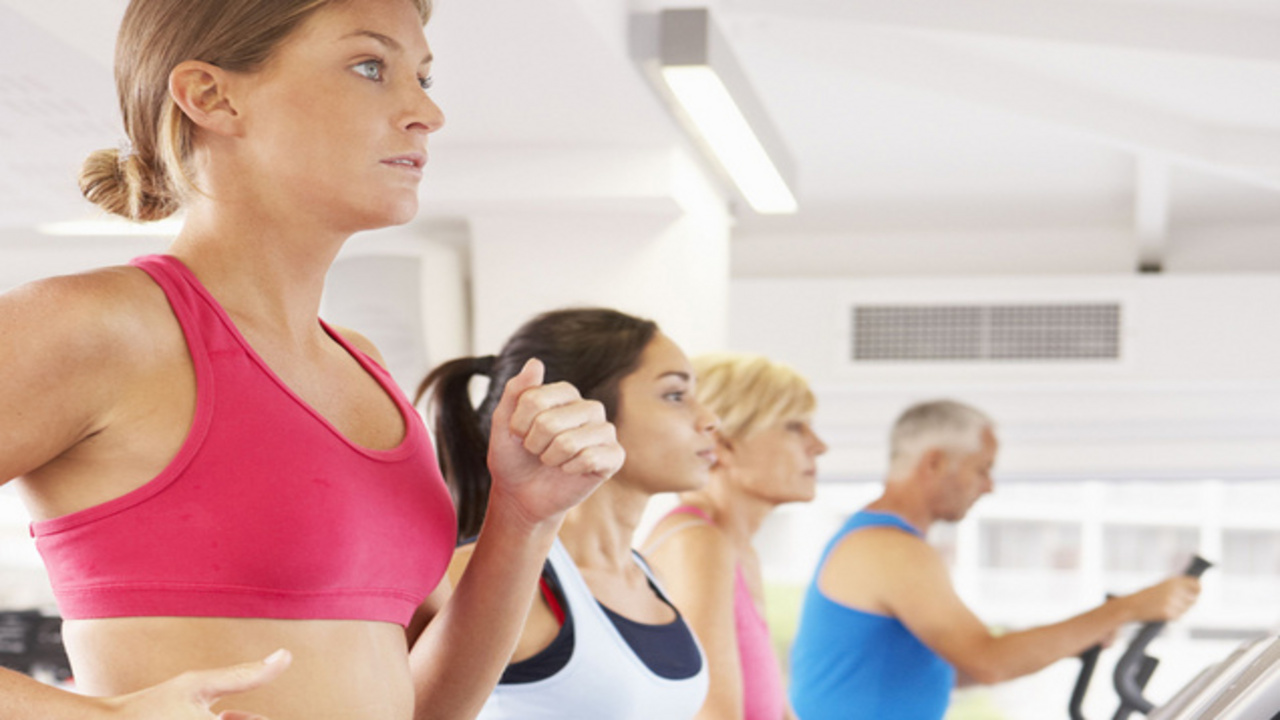 Gym sessions boost memory