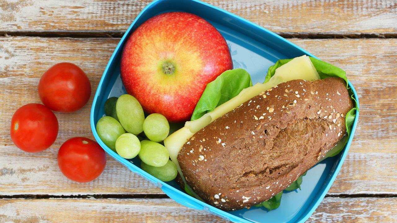 Back to school healthy lunch boxes for kids