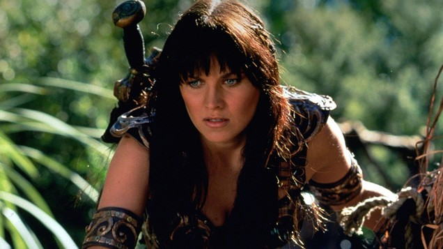 Remember Xena Warrior Princess Actress Lucy Lawless Looks