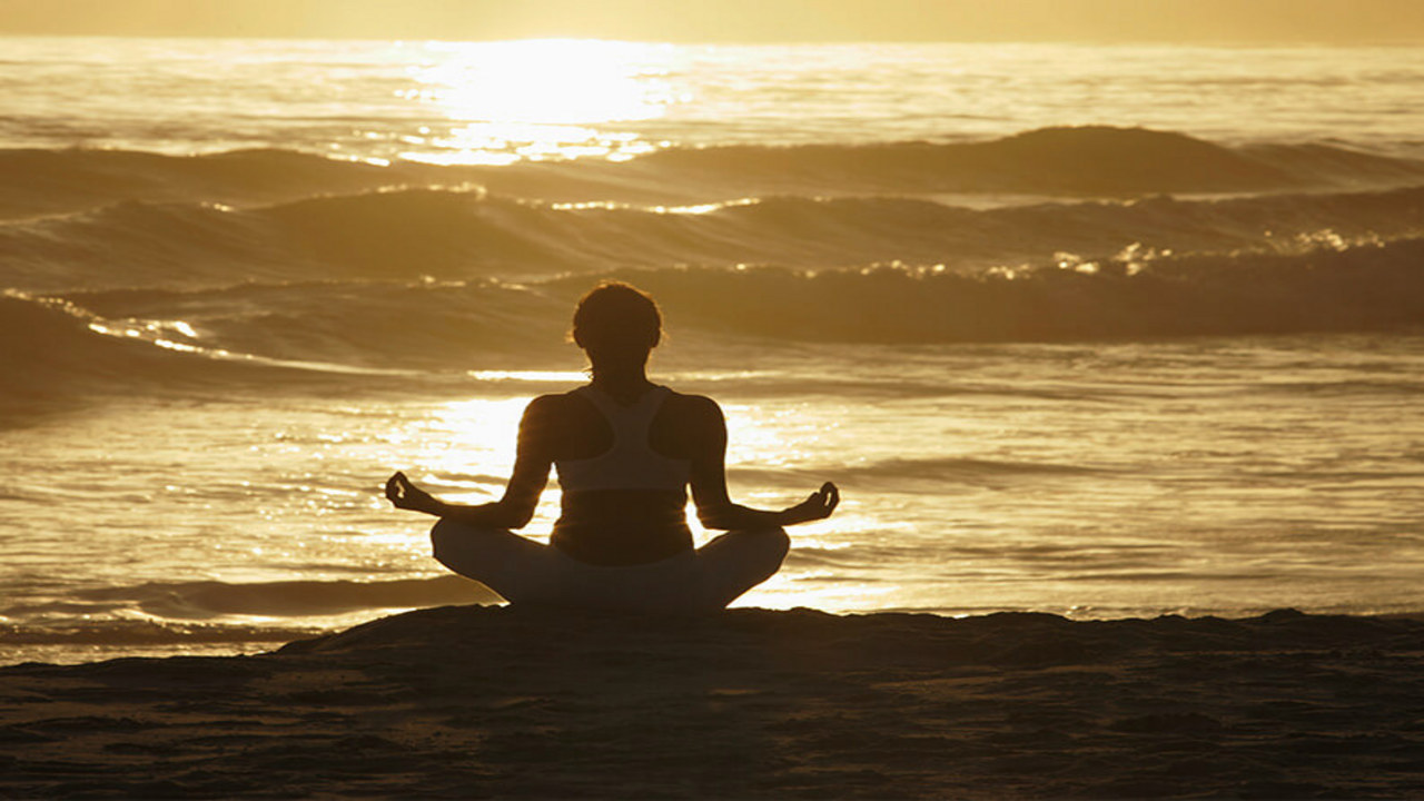 How to find balance in a busy world with meditation