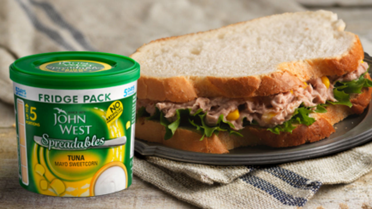 The Quickest Tuna Sandwich Recipe