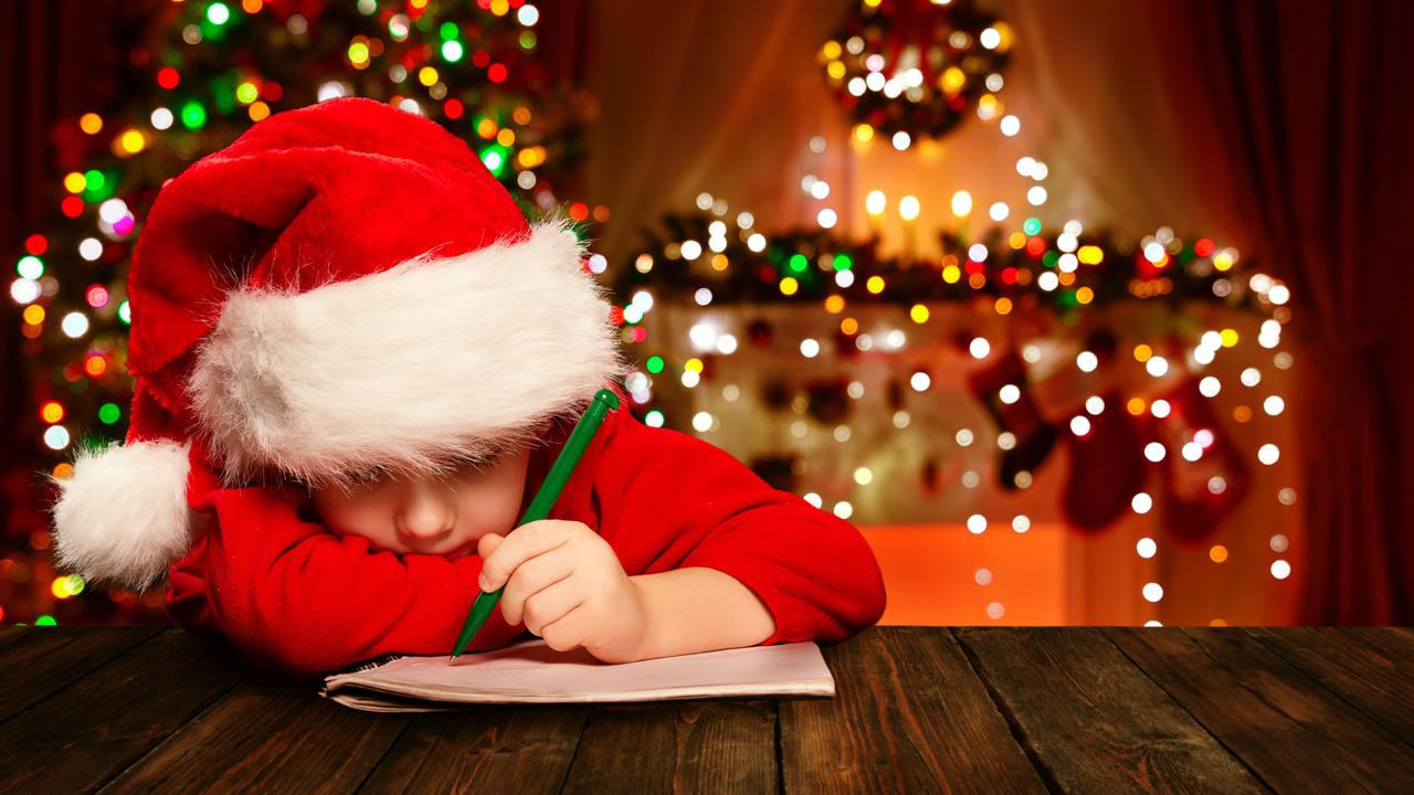 Letters To Santa  Ireland Am
