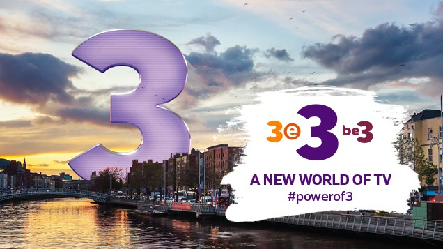 TV3 Group launches new look three-channel line-up - Entertainment