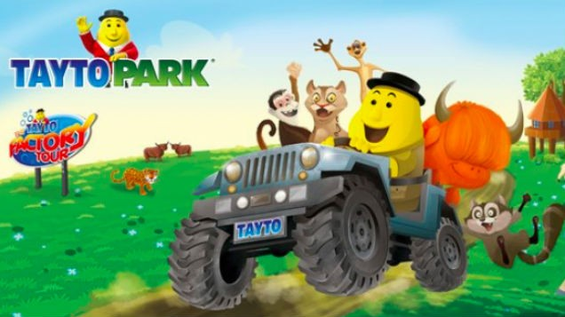Tayto Park has announced a brand new ride