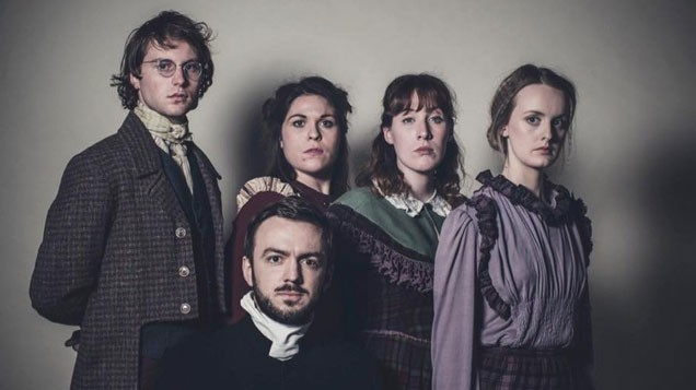 Review: Brontë, Smock Alley Theatre