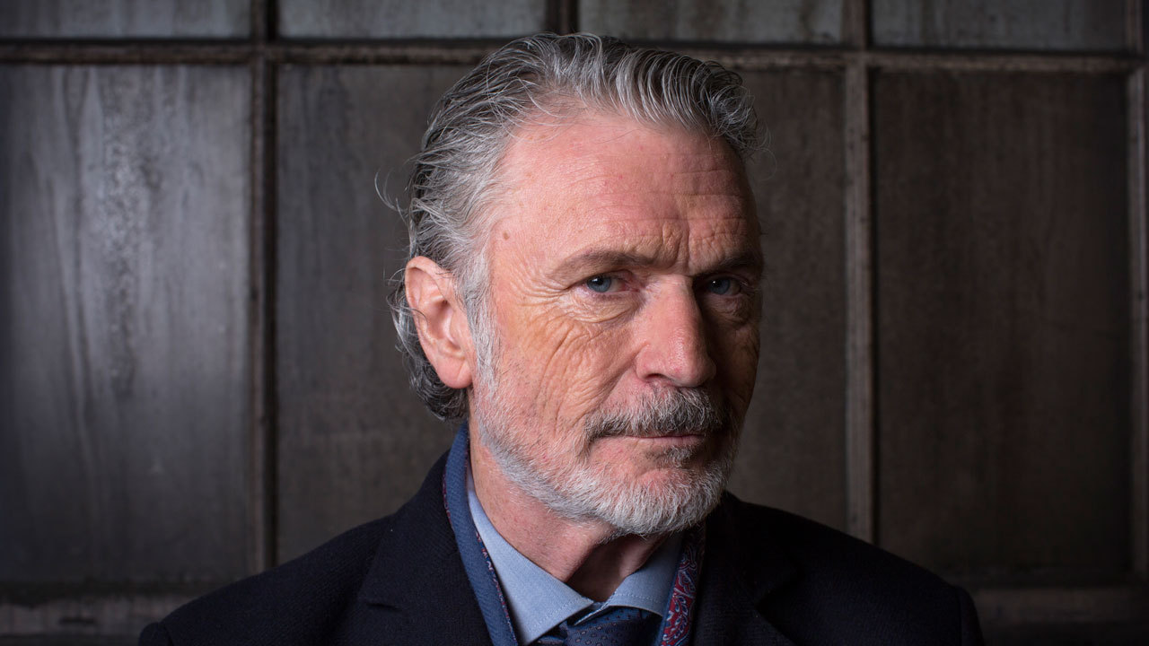 Patrick Bergin makes his 'Red Rock'debut on TV3 tomorrow night