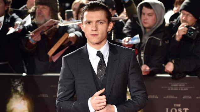 Zendaya & Tom Holland to Debut 'Spider-Man