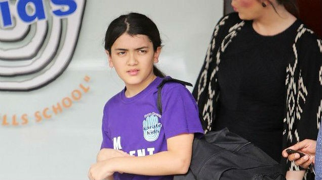 Blanket Jackson's struggle with his name