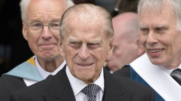 British media reporting Prince Philip is in hospital — NewsAlert