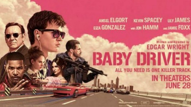 Baby Driver loaded with action and excitement