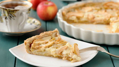 Denise's Delicious Apple Tart