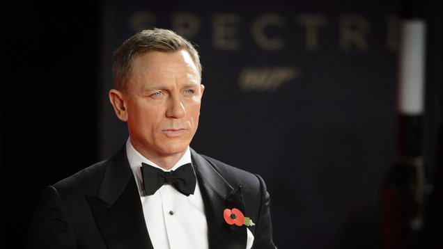 Daniel Craig to play 007 one more time