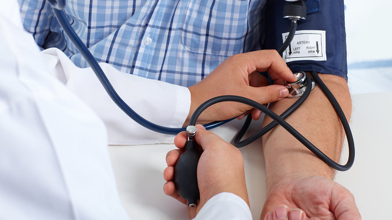 Checking your Blood Pressure