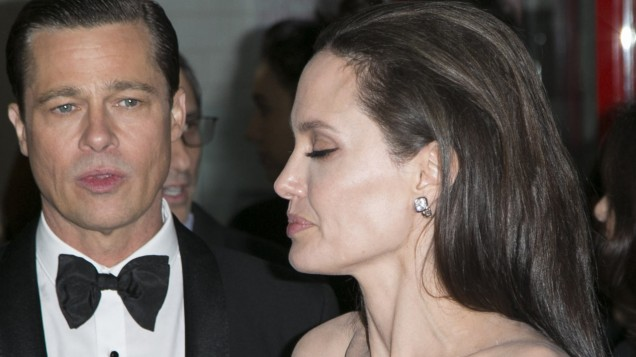 Brad, Angelina stalling divorce