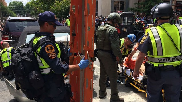 Lawmakers react to deadly Charlottesville protests
