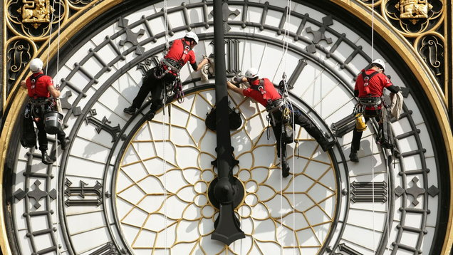 London's Big Ben Will Stay Silent Until 2021