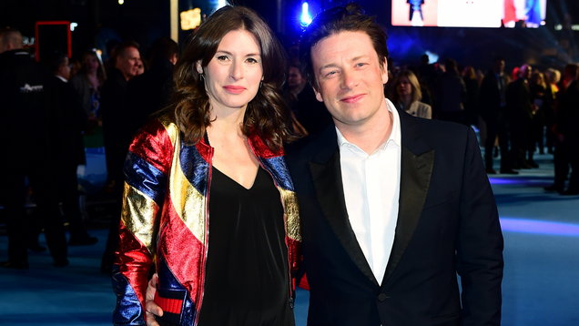 Jools and Jamie Oliver