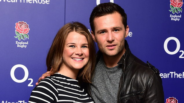 Harry Judd praises 'hero' wife Izzy following safe arrival of second baby