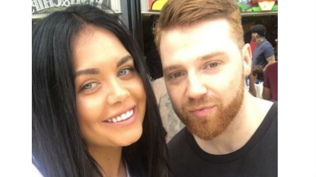 We can't believe Scarlett Moffatt let her boyfriend do this!