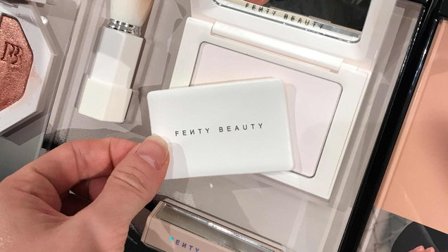 Rihanna was given 'so much freedom' to create her Fenty Beauty range