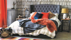 Bed and accessories, Furniture Village