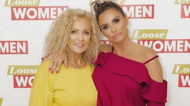 Katie Price reveals DRASTIC plan to save her mum