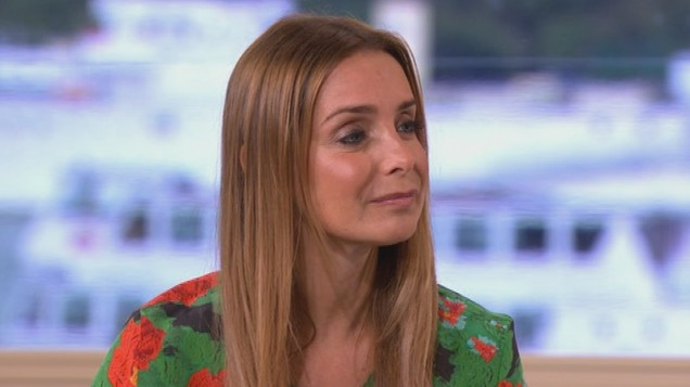 Louise Redknapp addresses split rumours on This Morning
