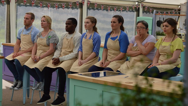 Who is Great British Bake Off 2017 contestant Sophie Faldo?