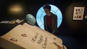 Harry Potter: A History of Magic exhibition