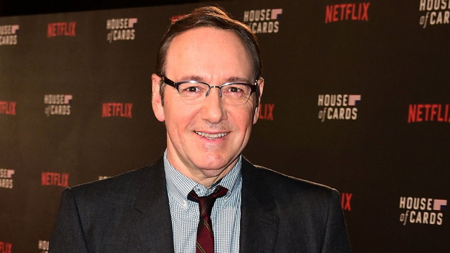 Another Hollywood star accuses Kevin Spacey of sexual assault