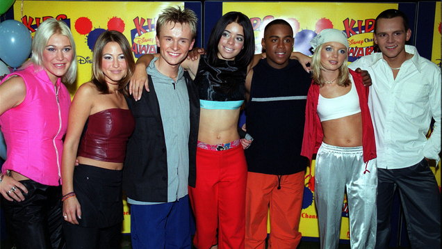 Disney Awards/S Club 7