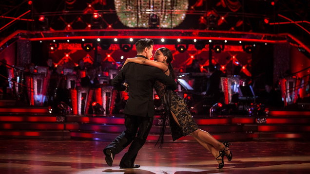 Strictly Come Dancing 2017 - TX8 LIVE SHOW