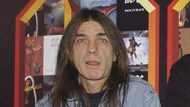 Brian Johnson Calls Malcolm Young A 'Genius' In A Heartfelt Tribute